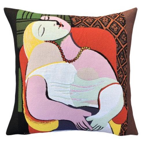Coussin Le rêve 1932, 60cm - Picasso - Jules Pansu