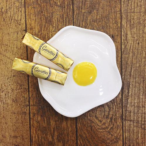 Petite assiette oeuf - QuaiTejo