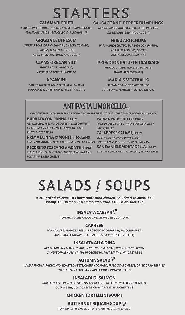 dinner starts to salad.jpg