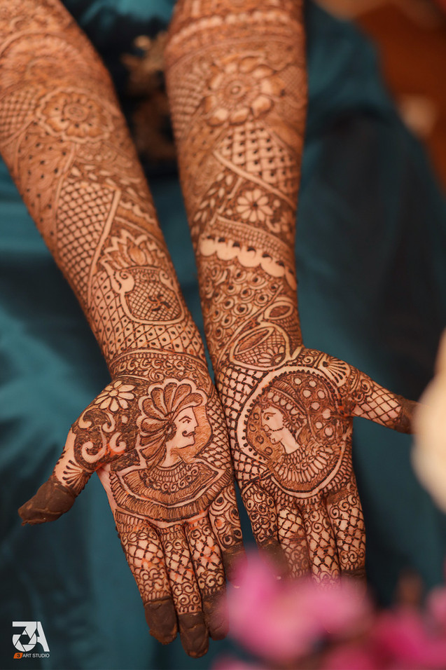 Behance  - Wedding 4 - Mehandi.JPG
