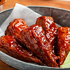 Barbecue Buffalo Wings