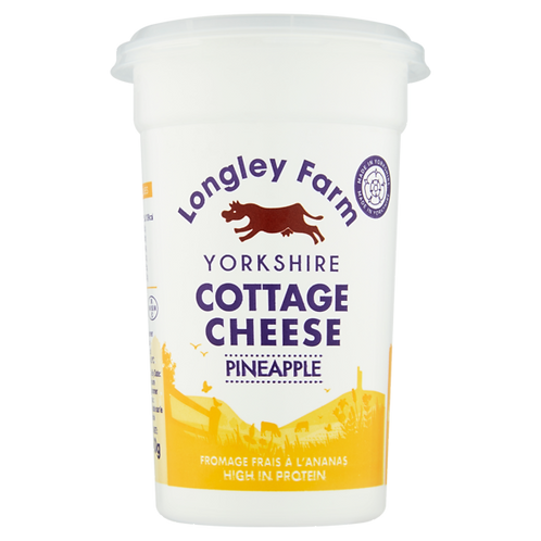 Cottage Cheese - Pineapple