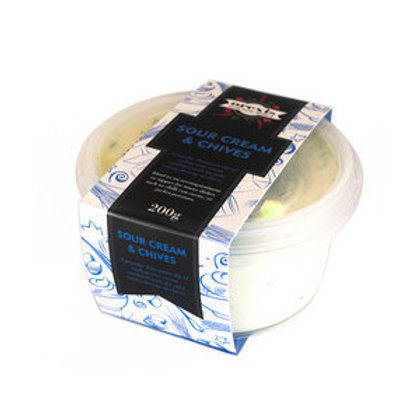 Sour Cream and Chives 200g