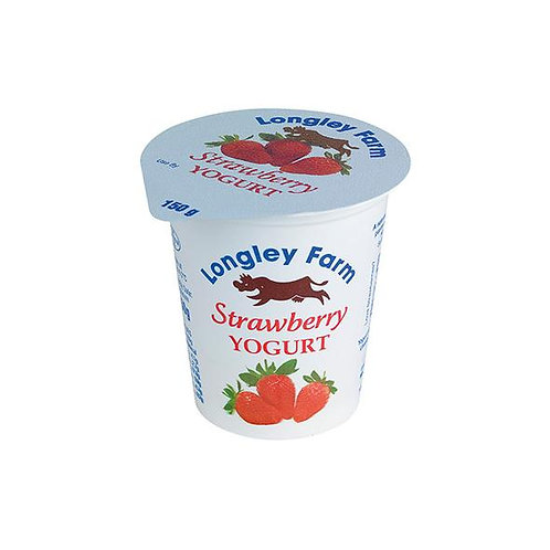 Yogurt - Strawberry