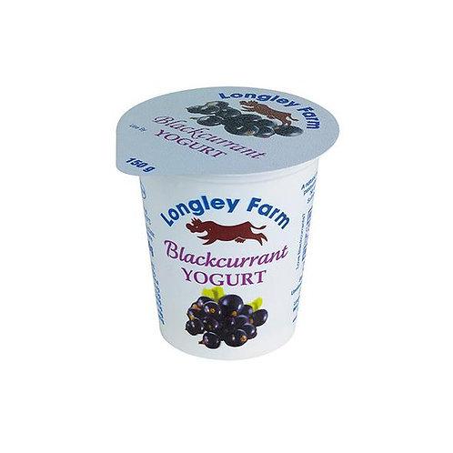 Yogurt - Blackcurrant