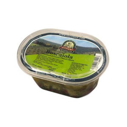 Sapori Boscaiola/Mistoliva Olives 200g