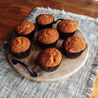 Best Banana Bread Muffins