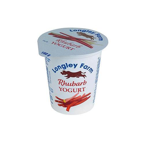 Yogurt - Rhubarb