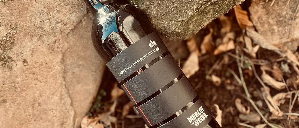Christian Bamberger, Merlot Blanc de Noir WEIßER MERLOT 2019LOS 2019