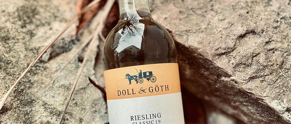 Doll & Göth, Riesling Classic 2018