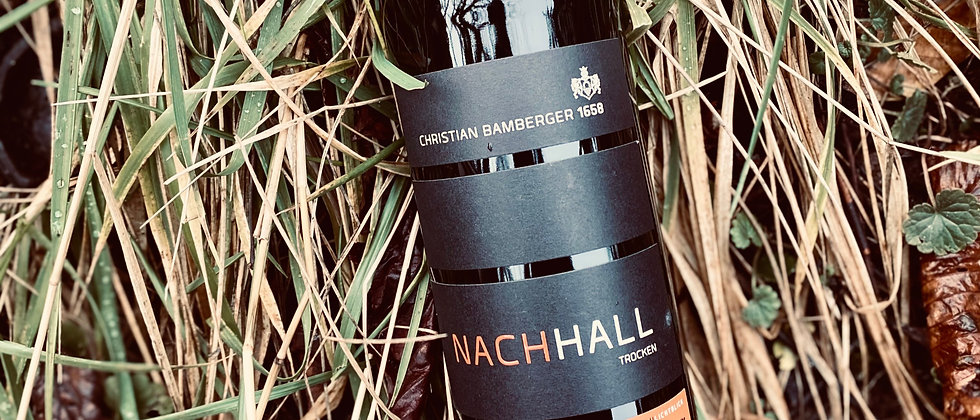 Christian Bamberger, Cuvée NACHHALL 2017
