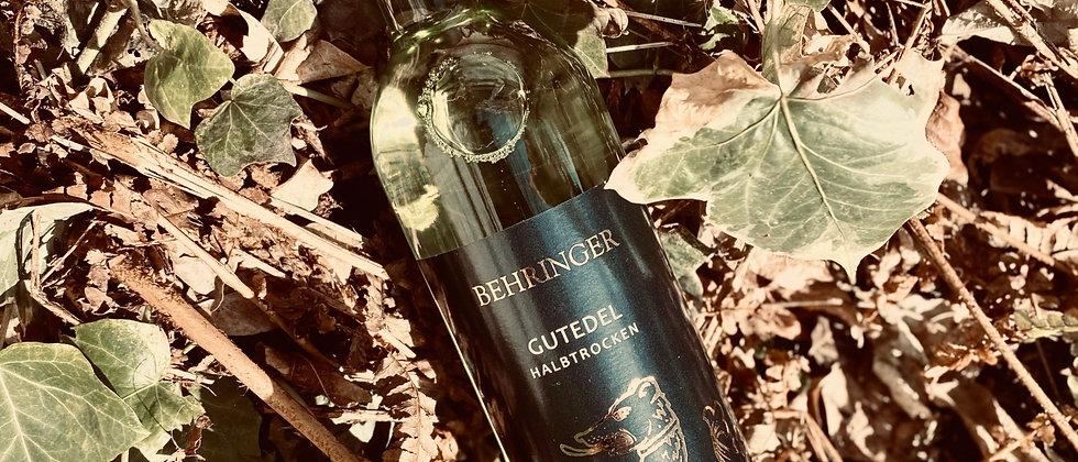 Behringer, Gutedel halbtrocken 2018