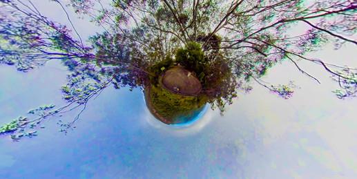 TINY PLANET Springbrook Lookout.jpg