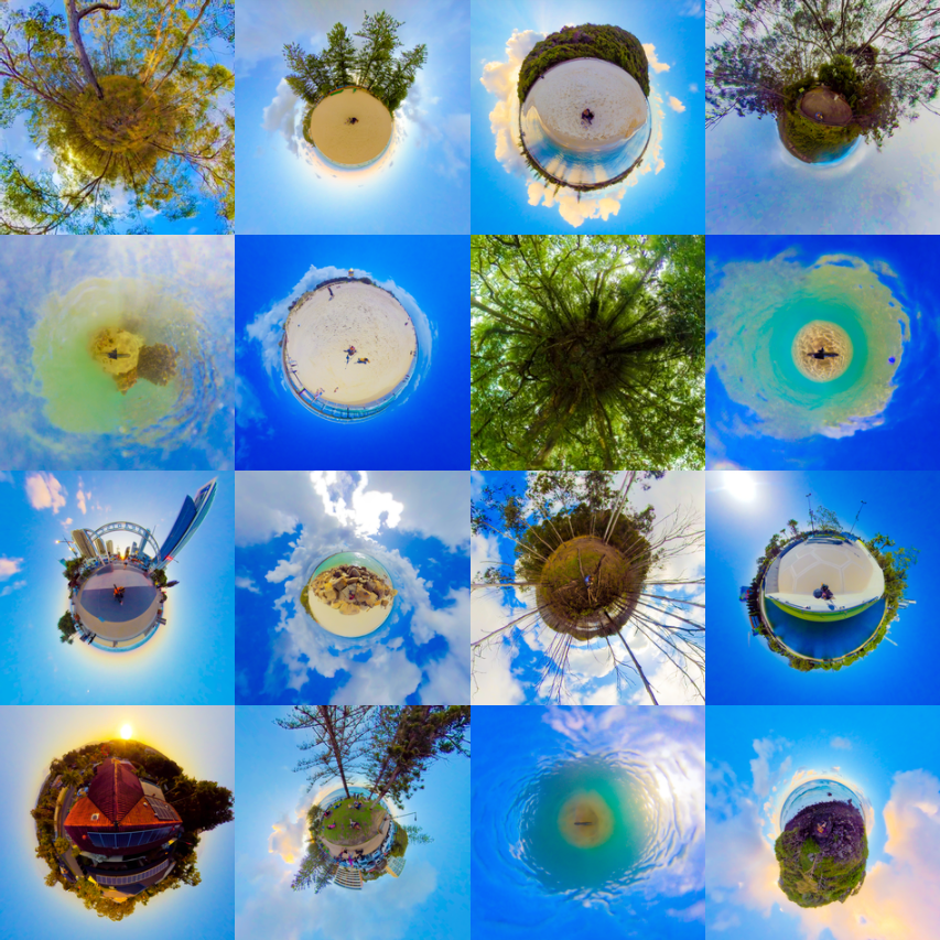 Soundwave Gold Coast Tiny Planet Grid.pn
