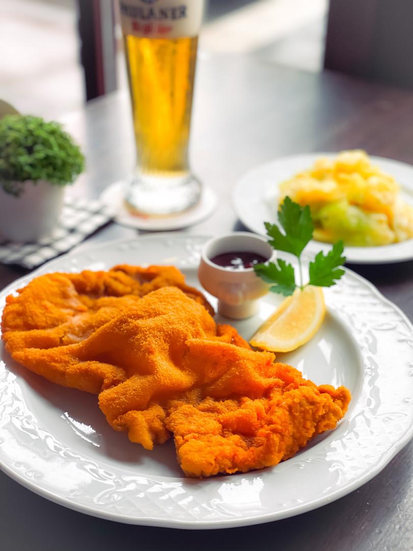 Original Wiener Schnitzel
