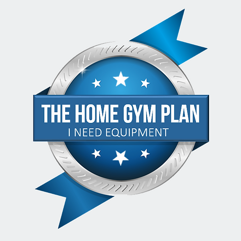The Home Gym Plan - I NEED Equipment (90 Day Transformation Program)