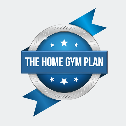 The Home Gym Plan (90 Day Transformation Program)