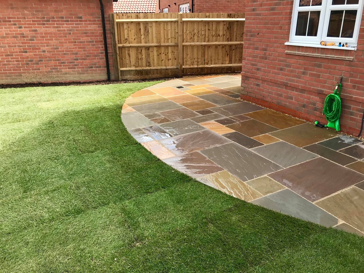 Patio & Turf