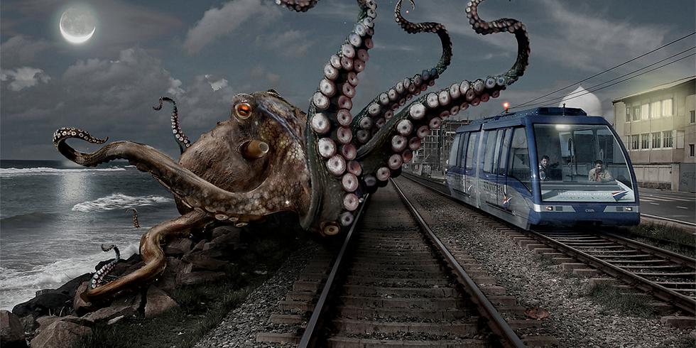 Noche de muertos en Restaurante Kraken