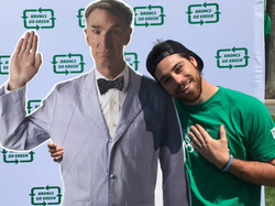 Bill Nye Visits Rider University
