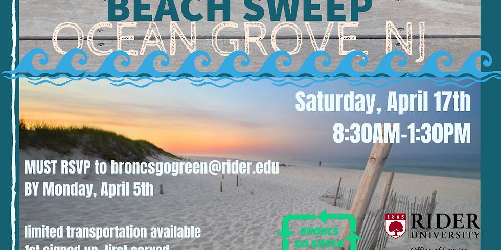 Beach Sweep