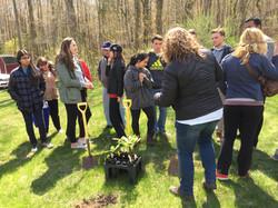 2015 Arbor Day Tree Planting