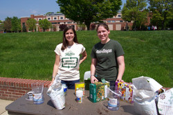 Earth Day 2010 at Rider University