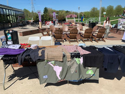 Clothing Swap Shop at Earth Day 2019