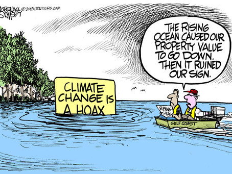 Climate Change: The irreversible effects are getting closer by the day