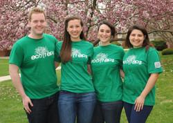 2013 Westminster Choir College EcoReps