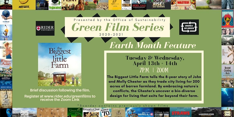 Biggest Little Farm First Screening!