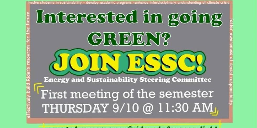 ESSC Meeting