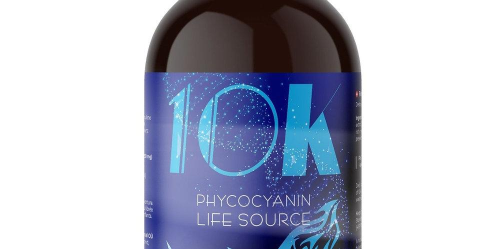 10K - PHYCOCYANINE PUR ET PUISSANTE