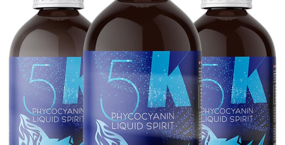 Cure 3 mois 5K - PHYCOCYANINE AU QUOTIDIEN