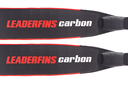 Leaderfins Pure Carbon Bi-Fins (リーダーフィンズ ピュアカーボン)