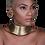 Thumbnail: Gold Goddess Choker