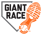 Giant Race with the San Francisco Giants