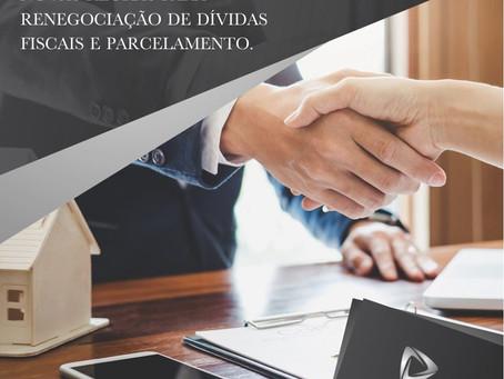 MP 899/2019. NOVAS REGRAS PARA RENEGOCIAÇÃO DE DÍVIDAS FISCAIS E PARCELAMENTO.