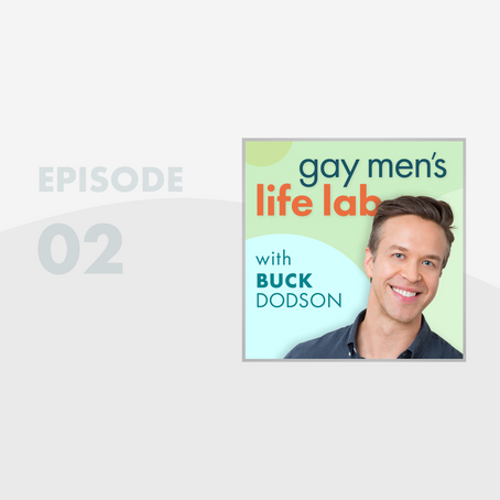 Episode 2 - Happy Inner Pride: Feel Prouder of Yourself as a Gay Man