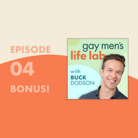 Bonus Episode - Gay Superpowers at Work with Ben Papa