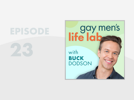 Gay Spirituality with Dr. Toby Johnson