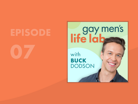 Episode 7 - Facing Gay Community Stress with Dr. Chuck Burton