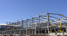 duggan steel specialists in structural steel, metal decking and cladding works