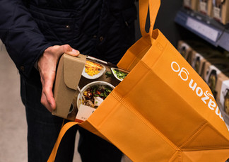 Amazon Go - Technology Made Beautiful