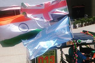 Mumbai Express Rickshaw Challenge