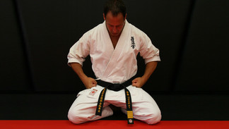 Thinking like a Black Belt