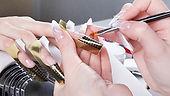 Наращивание ногтей. Способы наращивания, материалы