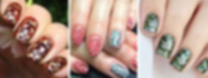 Модный дизайн ногтей - 2018: узоры и стемпинг