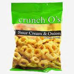 Crunch O's Snack Packet