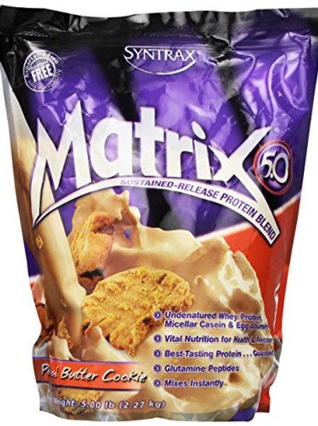 Matrix 5.0 High Protein Supplement